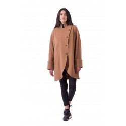 Coat 728 casual, in camel...