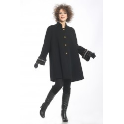 Coat 723 elegant with...