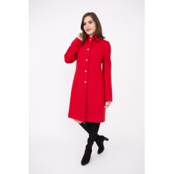 Coat 754 red, youthful,...