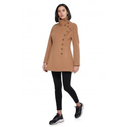 Coat 757 in camel, for...