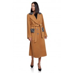 Wool blend womens coat 773,...